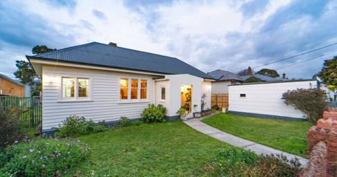 House of the week: 7 Como Crescent, Newstead